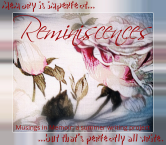 Reminiscences-Badge